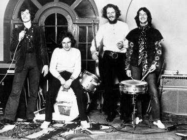 Blind Faith, 100 dischi, anni 60, Classic Rock, Stone Music, Eric Clapton, Stevie Winwood,