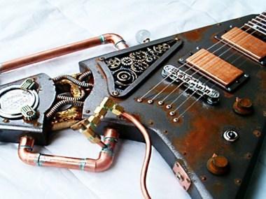 Chitarre, elettriche, introvabili, gibson moderne, fender katana,