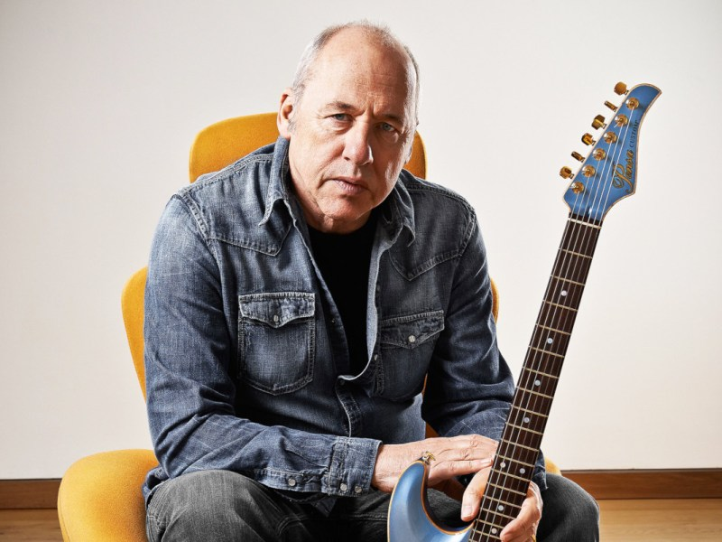 Mark Knopfler, Tour, Down the Road Wherever, Classic Rock, Stone Music