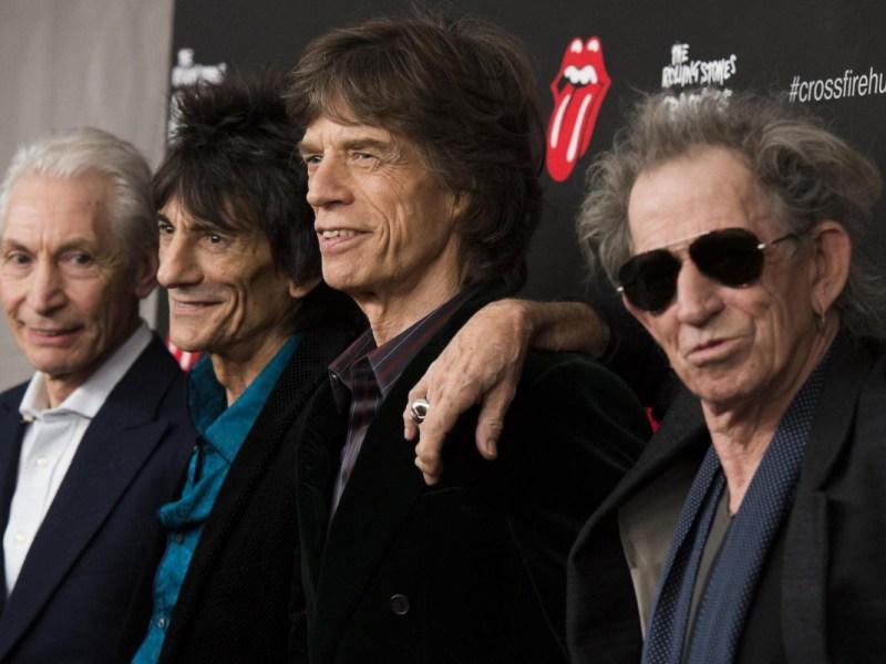 Rolling Stones, tour, Nordamerica, posticipato, Stone Music, Classic Rock