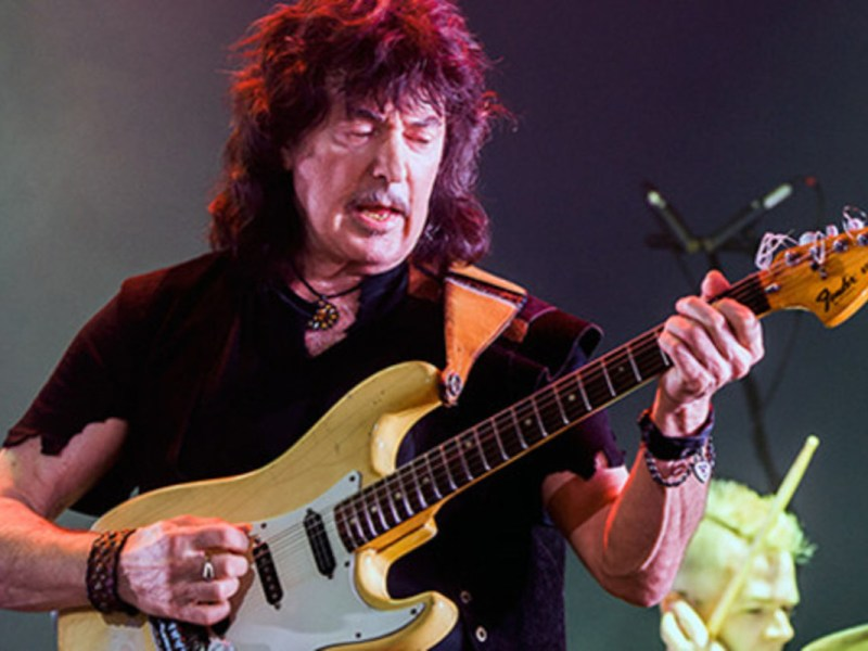 Ritchie Blackmore, The Storm, Rainbow, Classic Rock, Stone Music, chitarra elettrica.www.stonemusic.it