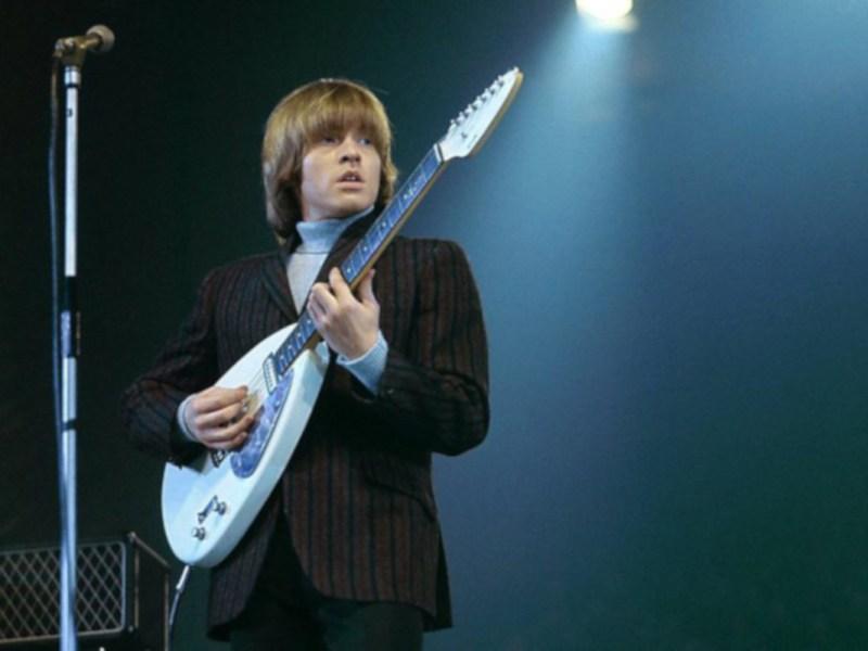 Brian Jones, chitarra, Rolling Stones, Teardrop, elettrica, scheda, Phantom Mark III, Classic Rock, Stone Music