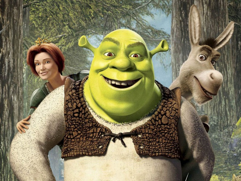 Shrek, William Steig, DreamWorks Records, Smash Mouth, Eddie Murphy, Vinile, stonemusic.it