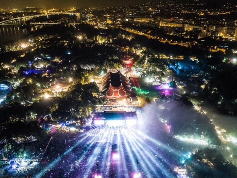 Sziget Festival, Ed Sheeran, Florence + The Machine, Foo Fighters, The 1975, Post Malone, Twenty One Pilots, Martin Garrix, The National, Macklemore, 6Lack, Popular, stonemusic.it
