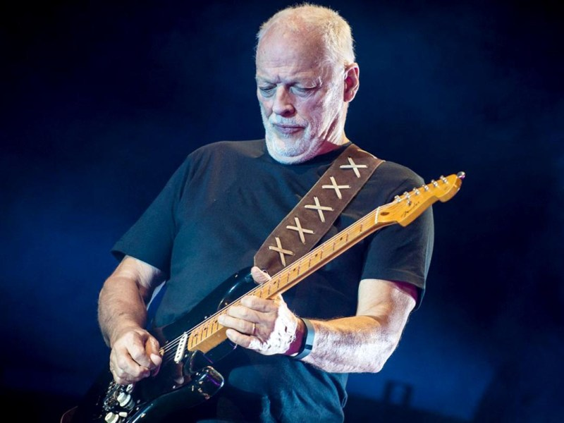 David Gilmour, Pink Floyd, Roger Waters, Nick Mason, Classic Rock, stonemusic.it