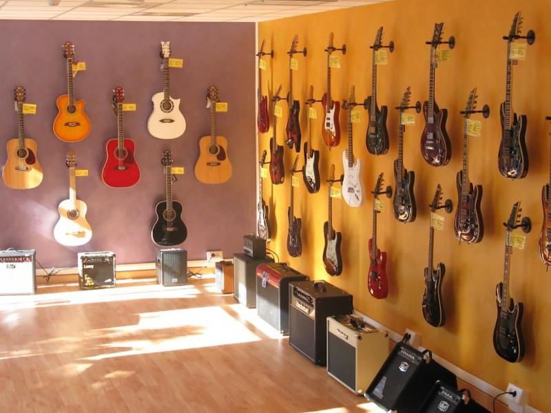 Negozi, musica, Lombardia Italia , Guitar Forge , Concorezzo (MB)