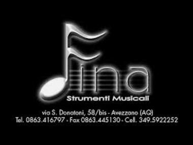 Negozi, musica,Fina Strumenti Musicalii, Avezzano, (AQ), Abruzzo