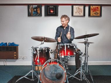 Bill Bruford, intervista, Stone music, Prog, 27, Jazz