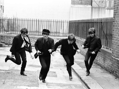 beatles a hard day's night