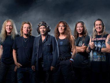 Iron Maiden foto