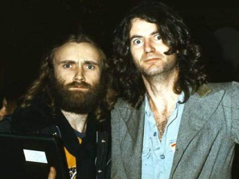 Phil Collins e Peter Hammill