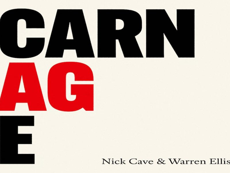 carnage nick cave