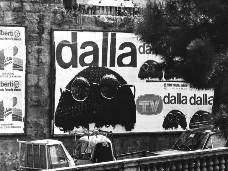 Lucio Dalla Manifesto   Foto di Renzo Chiesa