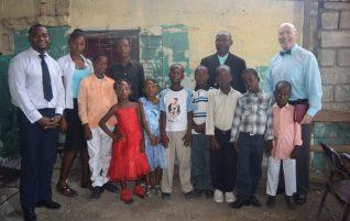 Back to School in Haiti