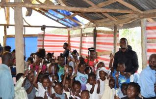 Rescue Mission to Les Cayes