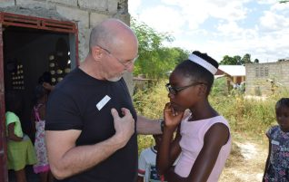 The faithfulness of God in Haiti
