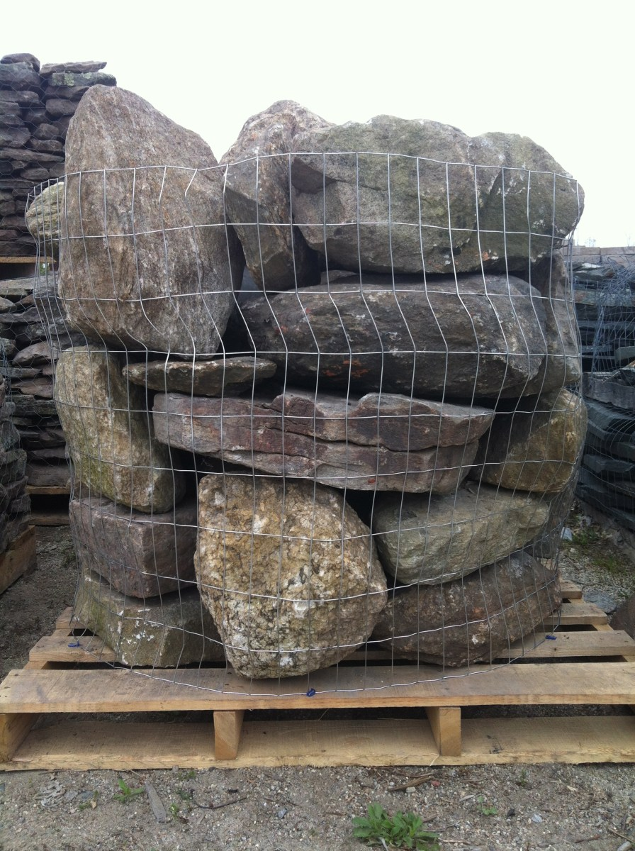 Two Man New England Fieldstone Pallets
