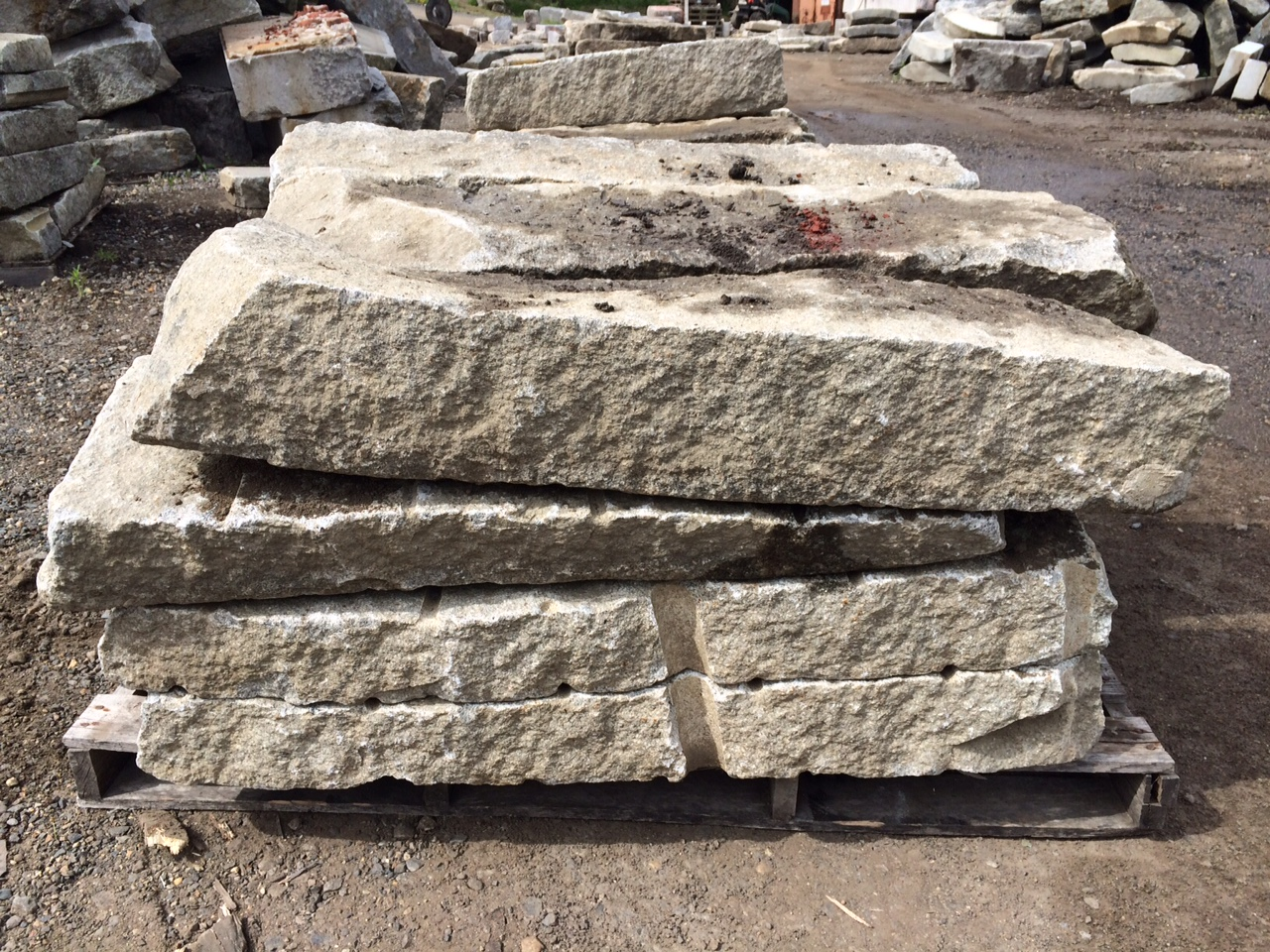 Granite Curbing – Stone of New England