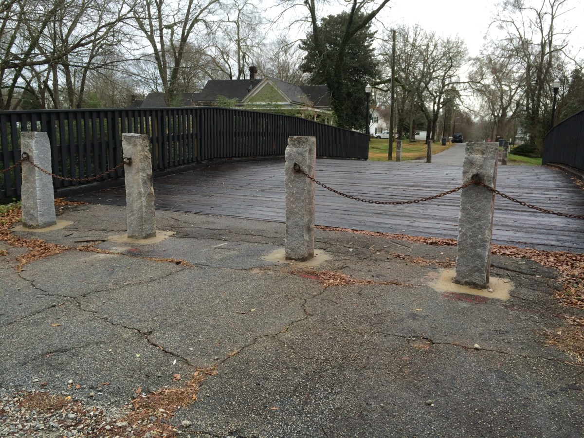 Hand Split Granite Posts