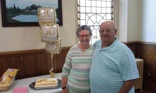 Pat & Buzz Joseph 50th Wedding Anniversary 05-21-17