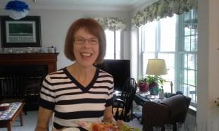 7.15.17.picnic.&. Peggy's retirement.7