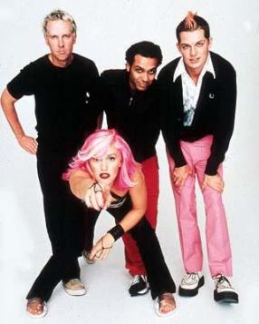 Pink Hair, Pink Pants. Pink is not just for girls!
