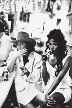 Christy & Naomi
