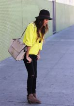 Yellow Pop & Hat