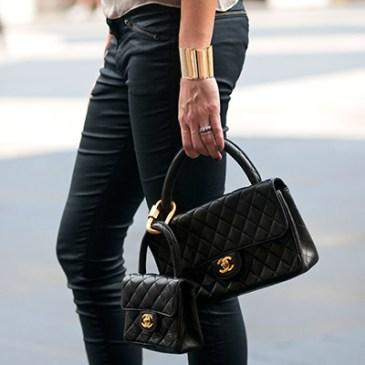 Black & Black, Chanel & Chanel