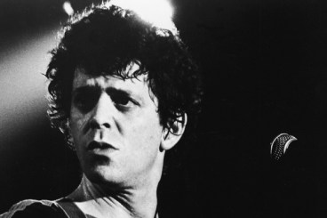 Lou Reed On-Stage