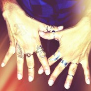 Bejeweled Hands