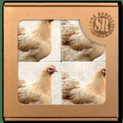 Chicken Coaster Pack
