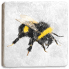 Bee Marble Coaster Flat