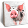 Pig Marble Coaster