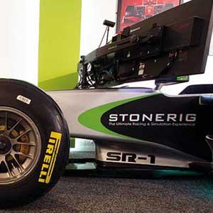 Formula One simulation 60 minutes