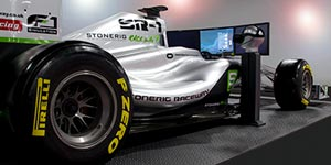 15 Minutes formula One simulation in Virtual Reality