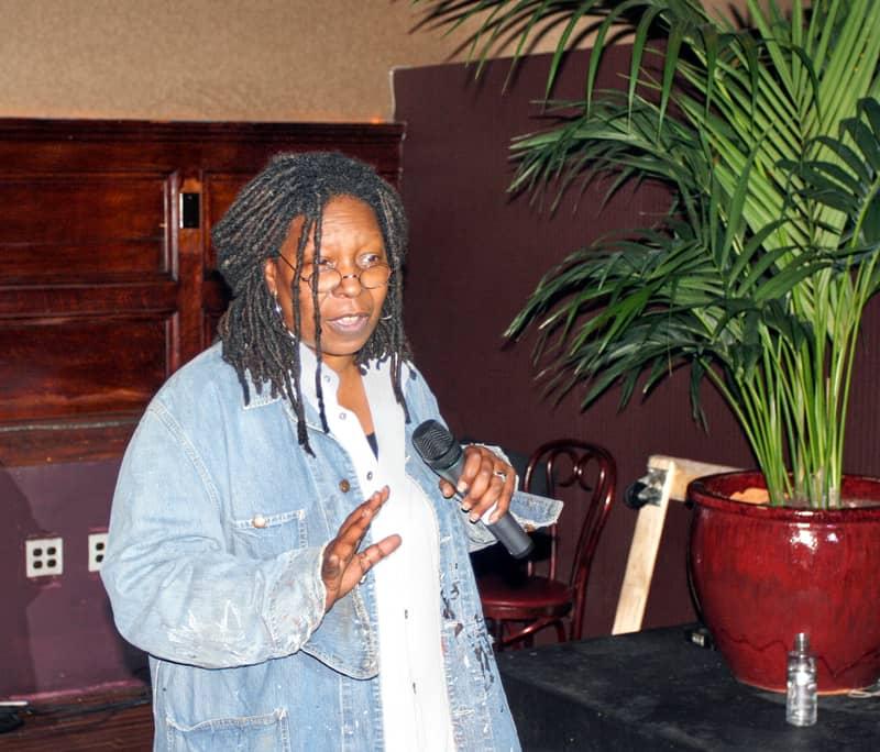 whoopi goldberg famous female stoner