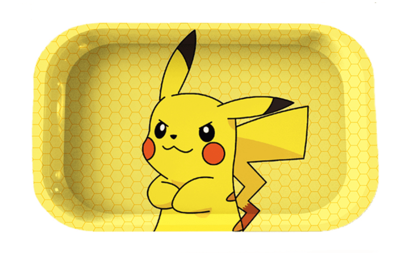 cool pokemon rolling tray