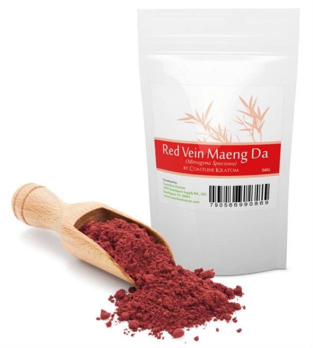 Red Vein Maeng Da Kratom Review