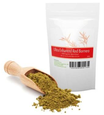 Ultra Enhanced Red Borneo Kratom
