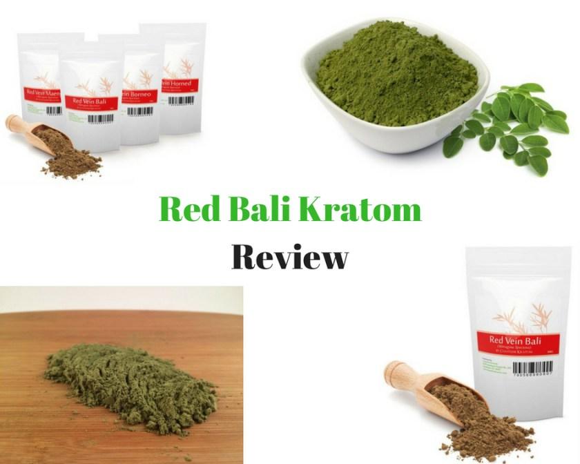 Red Bali Kratom Review