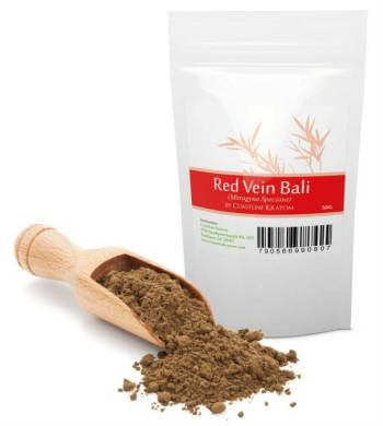 Red Vein Bali Kratom Powder