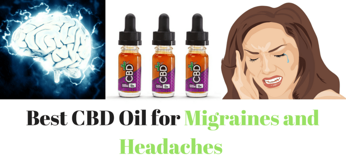 Best CBD Oil for Migraines and Headaches