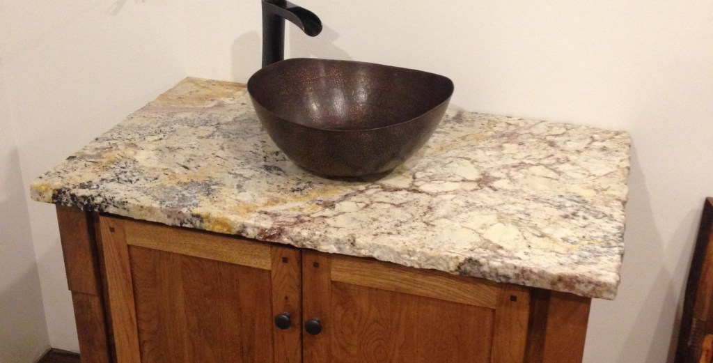 Granite Bathroom Vanity Tops stone countertops & vanity tops - the stone shop
