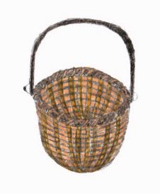 A Faraway Place brown basket