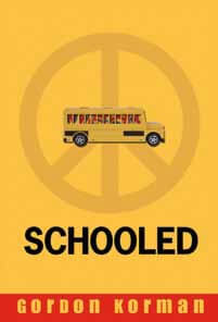 Schooled book cover