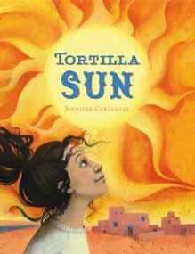 Tortilla Sun, book cover