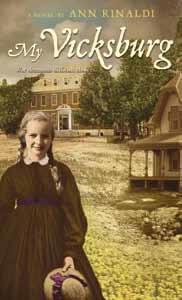 My Vicksburg book cover