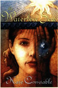 The Waterless Sea: Book Two in the Chanters of Tremaris Trilogy book cover
