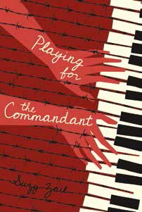 Playing for the Commandant book cover
